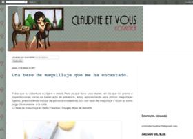 elsitiodeclaudine.blogspot.com