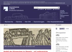 elster.staatsbibliothek-berlin.de