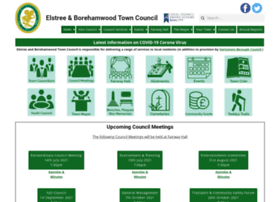 elstreeborehamwood-tc.gov.uk