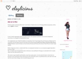 elsylicious.blogspot.com