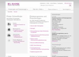 elterngeld.l-bank.de
