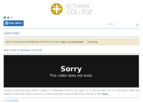 eltham-college.org.uk