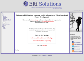 eltisolutions.com