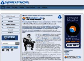 elvispresleymusic.com.au