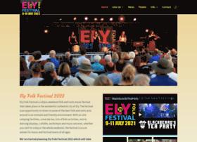 elyfolkfestival.co.uk