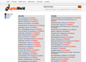 elyricsworld.com