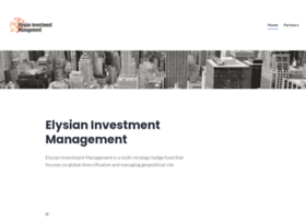 elysianinvestment.com