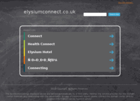 elysiumconnect.co.uk
