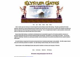 elysiumgates.com