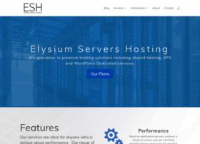 elysiumservers.com