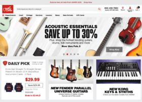 em.guitarcenter.com