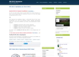 em2012spielplan.net