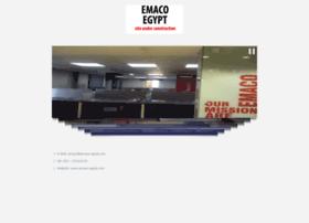 emaco-egypt.com