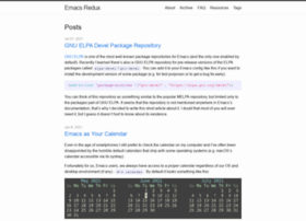 emacsredux.com