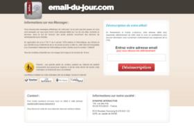 email-du-jour.com