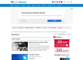 email-marketing-service-review.toptenreviews.com