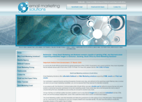 email-marketing.co.za