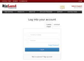 email.bizland.com