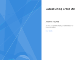 email.casualdininggroup.com