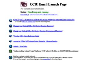 email.cciu.org