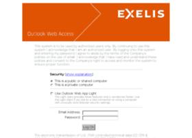 Email.exelisinc.com