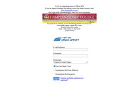 email.hsc.edu
