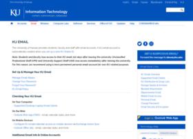 Email.ku.edu