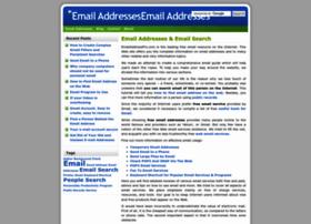 emailaddresspro.com
