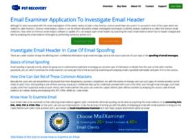 emailanalyzer.pstrecovery.net