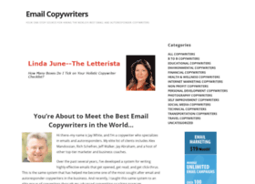 emailcopywriters.com