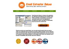 emailextractordeluxe.com