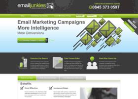 emailjunkies.co.uk