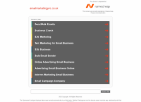 emailmarketingpro.co.uk