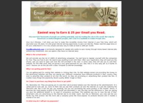 emailreadingjob.com