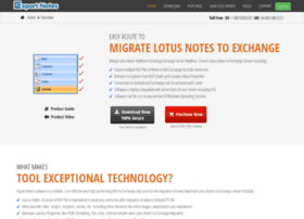 emails-conversion.lotusnotestoexchange.com
