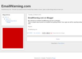 emailwarning.com
