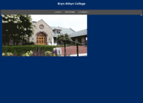 emanuel.brynathyn.edu