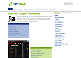 emathzone.com