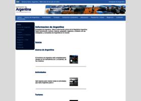 embajadadeargentina.org