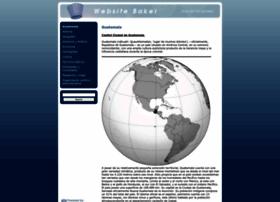 embajadadeguatemala.org