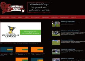 embajadoresaztecas.com