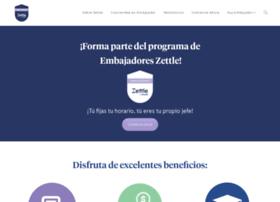 embajadoresizettle.com