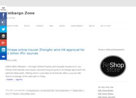 embargozone.com