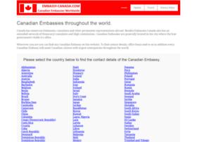 embassy-canada.com