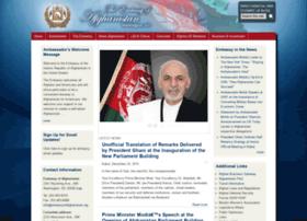 embassyofafghanistan.org