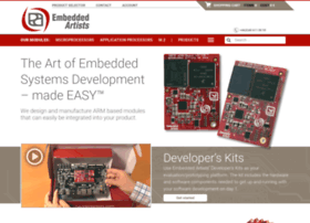 embeddedartists.com