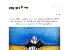 embracemefoundation.com