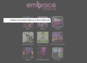 embracenightclub.com