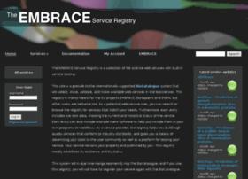 embraceregistry.net