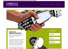 embracethemachine.com